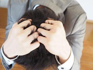ビジネスマンのストレス